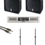 Sound System Package 4