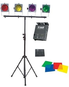 LS-60 / A Portable Lighting System