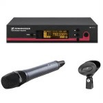 Hand Held Sennheiser Wireless Mic System