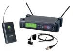 Lapel Shure Wireless Mic System