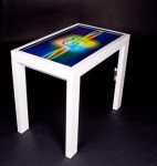 TOUCH TABLE DISPLAY