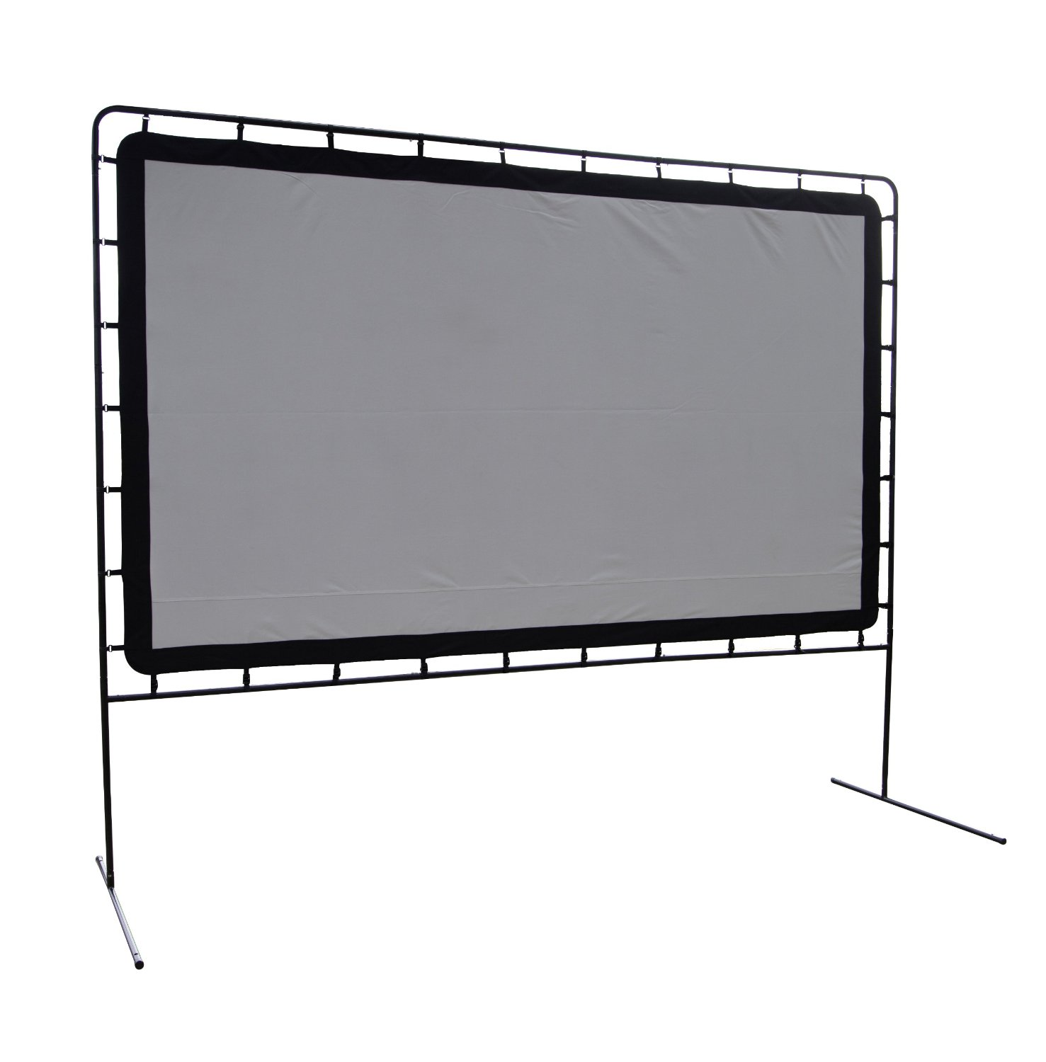 Indoor/Outdoor Movie Screen Rental White