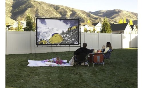 Indoor/Outdoor Movie Screen Indoor/Outdoor Movie Screen